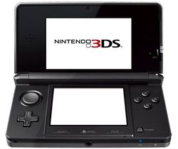 The console image for Nintendo 3DS.