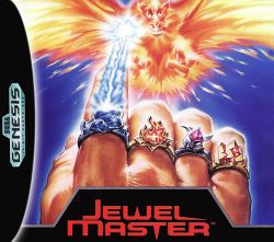 Box artwork for Jewel Master.