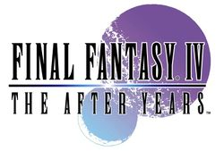 Box artwork for Final Fantasy IV: The After Years.