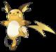 Pokemon 026Raichu.png