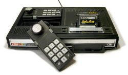 The console image for ColecoVision.