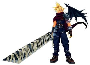 KH character Cloud.jpg