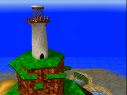 Banjo-Kazooie Treasure Trove Cove Lighthouse.png