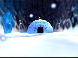 Banjo-Kazooie Freezeezy Peak Polar Bear Igloo.jpg