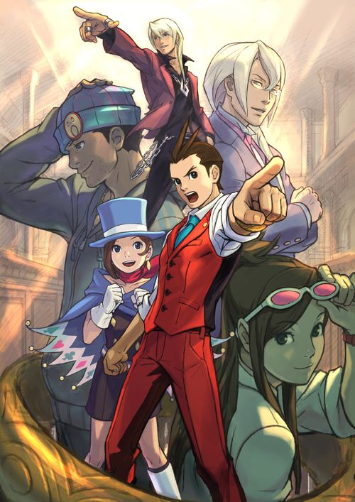 Top 10 Best Ace Attorney Cases Top Ten Negative World Nintendo