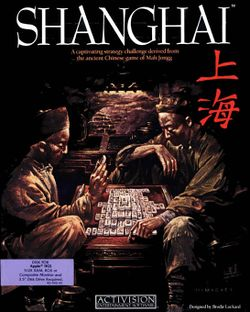 Box artwork for Shanghai.