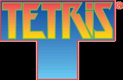 Box artwork for Tetris.