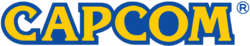 Capcom's company logo.