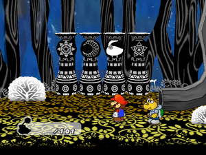 Paper Mario The Thousand Year Door Chapter 2 The Great
