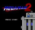 MegamanWilyWars title Megaman2.png
