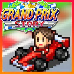 Box artwork for Grand Prix Story.