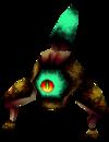 LoZ OoT enemy Gohma Larva.png