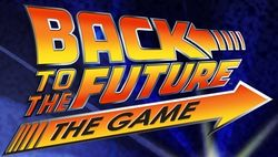 Box artwork for Back to the Future: The Game.