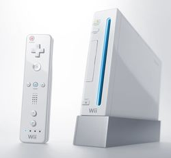 The console image for Wii.
