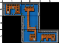 Metal Gear NES map B2 Rooftop.png