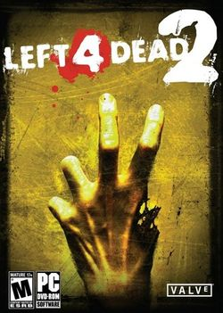 Box artwork for Left 4 Dead 2.