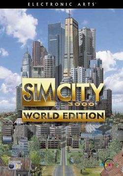 Simcity 3000 world edition