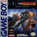 Alien vs Predator - The Last Of His Clan Cover.jpg