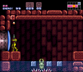 Super Metroid Walkthrough Brinstar Spazer.png
