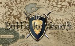 Box artwork for The Battle for Wesnoth.