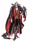 Castlevania CotM character-Dracula.jpg