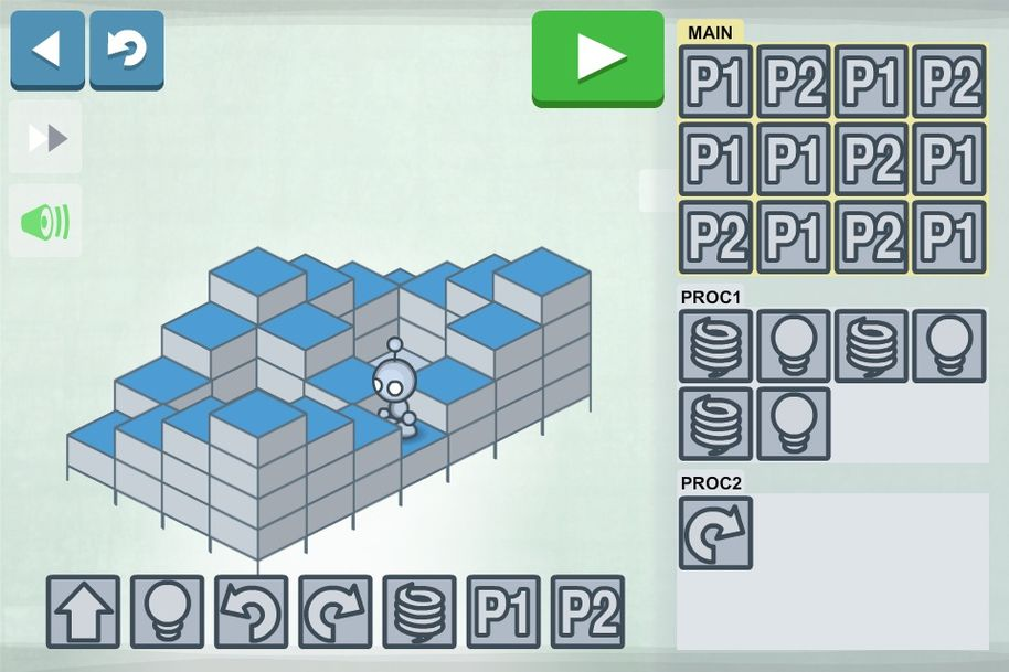 lightbot procedures strategywiki the video game walkthrough and