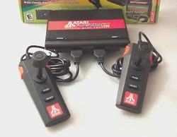 The console image for Atari Flashback.