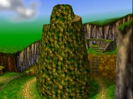 Banjo-Kazooie Mumbo's Mountain Termite Mound.png