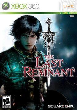 Box artwork for The Last Remnant.