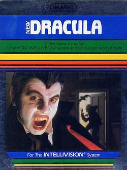 Box artwork for Dracula.