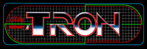 TRON marquee