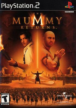 the mummy video game wiki