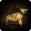 Heavy Rain gold dog trophy.png