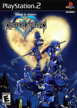 Box artwork for Kingdom Hearts.