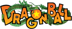 The logo for Dragon Ball.