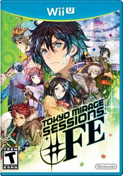 Box artwork for Tokyo Mirage Sessions ♯FE.