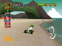 MK64 Koopa Troopa Beach waterpath shortcut.jpg