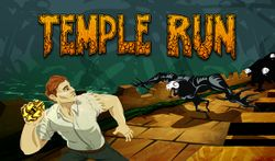 Box artwork for Temple Run.