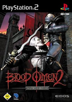 Box artwork for Blood Omen 2.