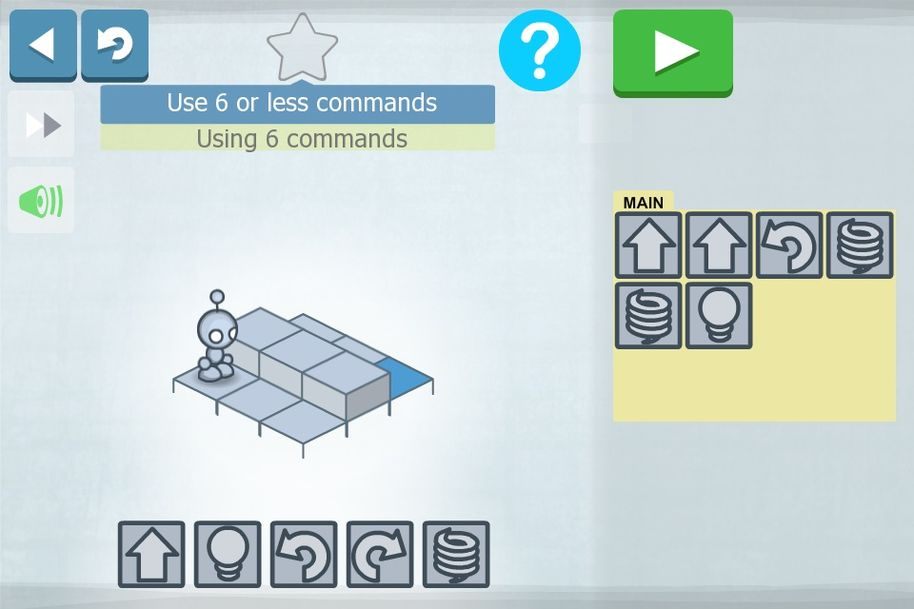 Lightbot basics strategywiki the video game walkthrough and