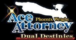 Box artwork for Phoenix Wright: Ace Attorney - Dual Destinies.