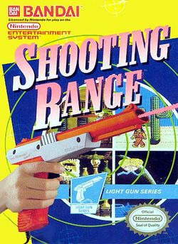 Box artwork for Shooting Range.
