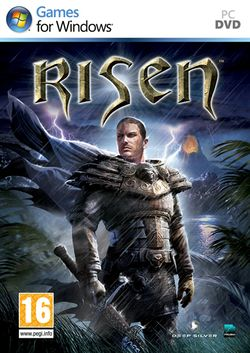 Box artwork for Risen.