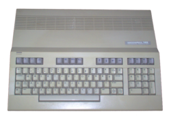 The console image for Commodore 128.