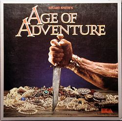 Box artwork for Age of Adventure.