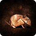 Heavy Rain bronze rat trophy.png