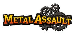 Box artwork for Metal Assault.