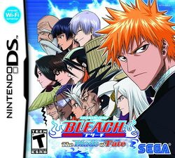 Box artwork for Bleach: The Blade of Fate.