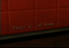 Tucci's of Rome Sign