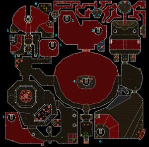 Doom E3m7 Limbo Strategywiki The Video Game